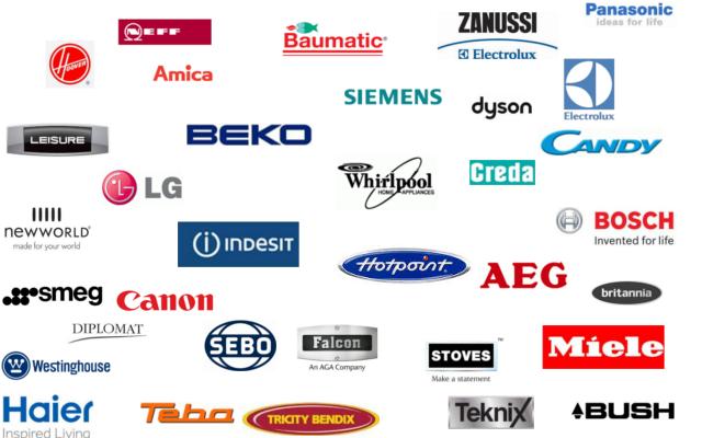 Manufaurers Logos